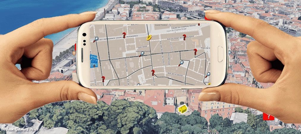 Rallye urbain et Escape Game à Nice
